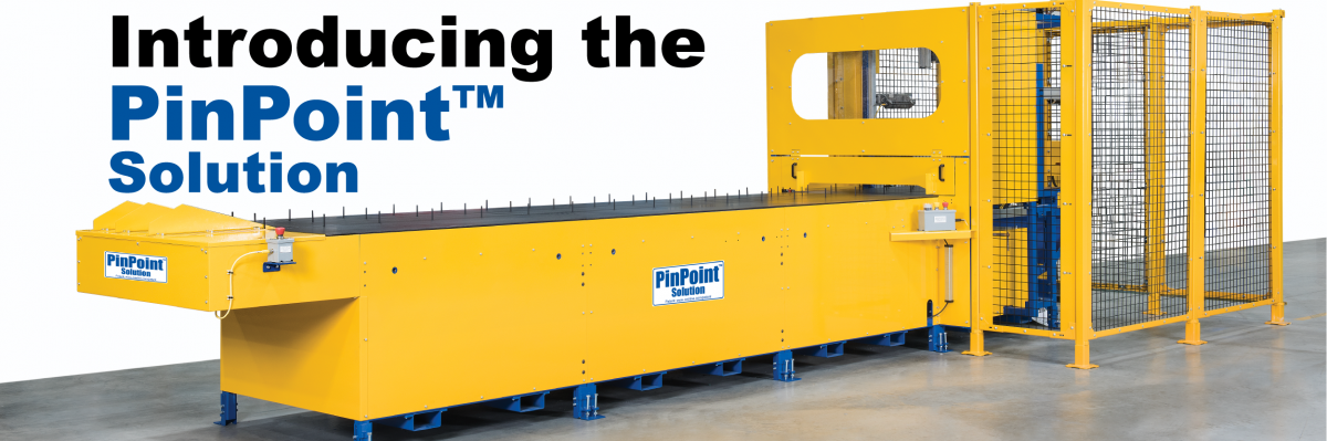 PinPoint™ Solution Machinery